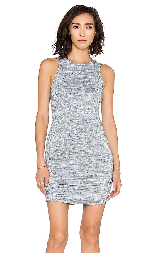 Saint Grace Holy Muscle Tank Dress in Storm