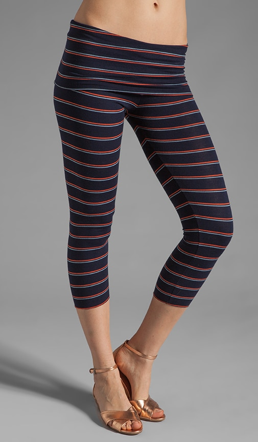 Fold Over Crop Legging