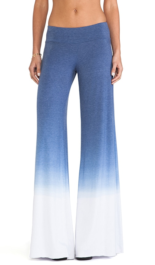 Wide Leg Sunset Jersey Pant