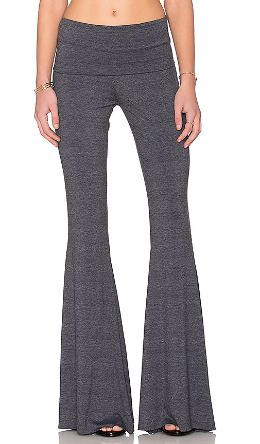 Saint Grace Ashby Flare Pant in Black