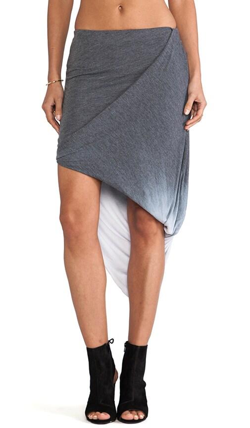 Caden Rayon Jersey Skirt