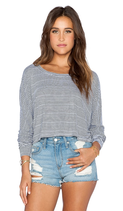 Shirttail Crop Top