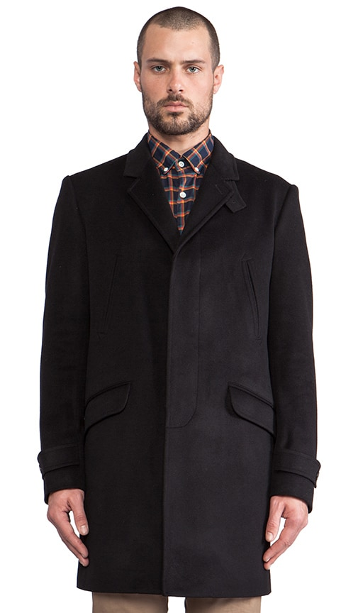 Bertrand Topcoat