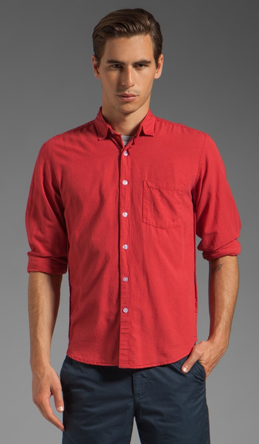 Reverse Seam OP Shirt