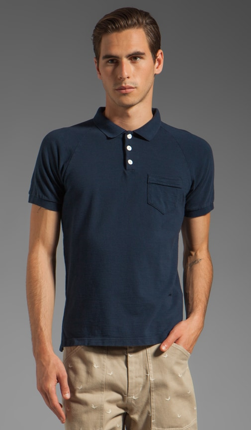 Stetson Short Sleeve Polo