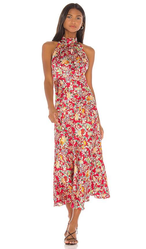 Michelle Midi Dress by Saloni