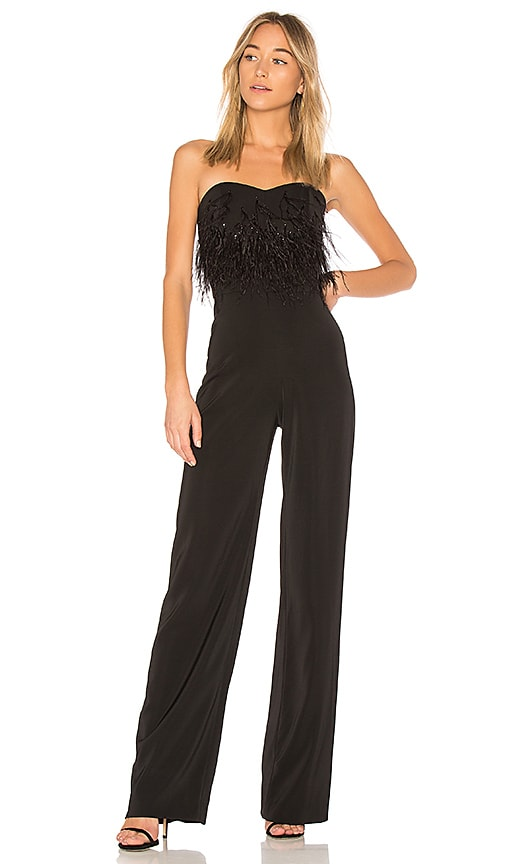 f22b1736e8 SALONI Aurelie Jumpsuit in Black