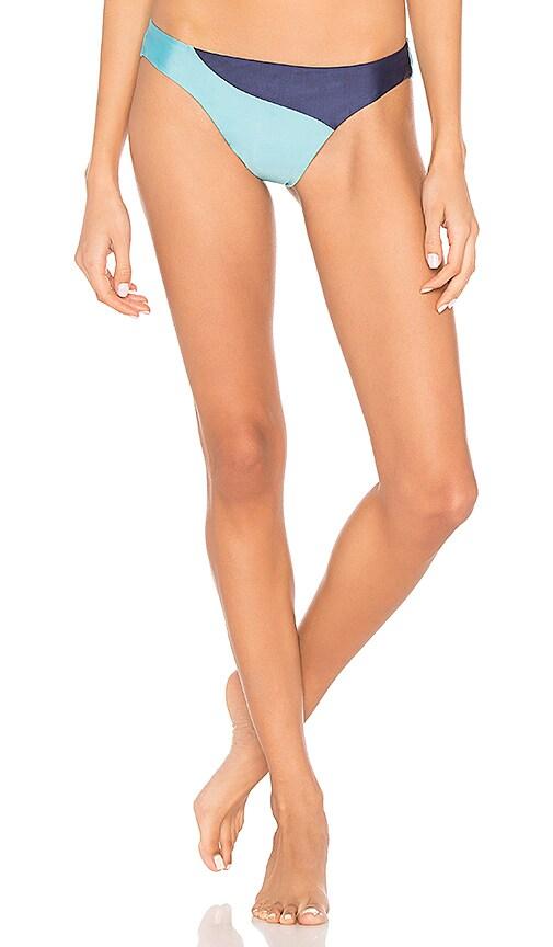 Colorblock Bikini Bottom