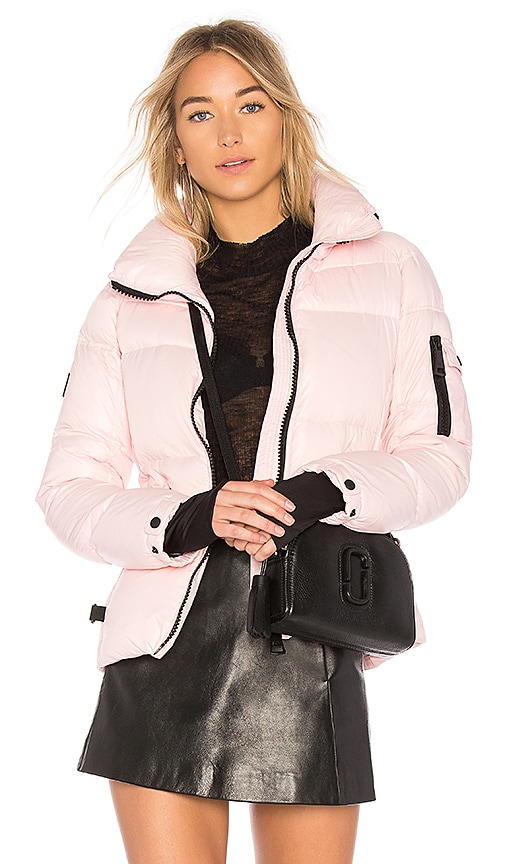 SAM. Freestyle Puffer Jacket in Pink