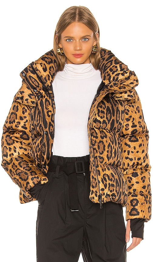 Elsa Puffer Jacket
