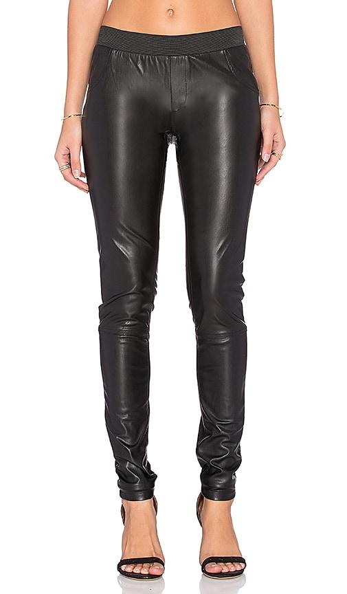 Skylar Faux Leather Legging