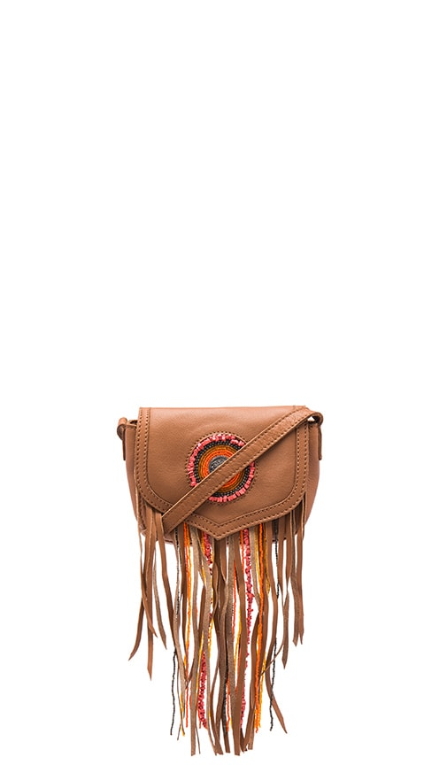 Sam Edelman Ariana Crossbody in Brown