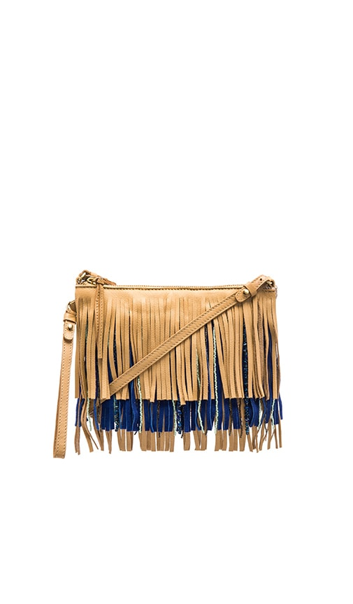 Sam Edelman Claudia Crossbody in Tan