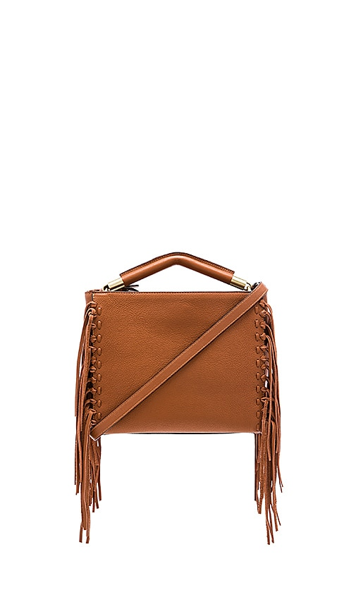 Sam Edelman Zoey Shoulder Bag in Cognac