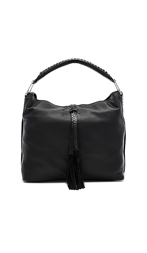 Sam Edelman Ella Hobo Bag in Black