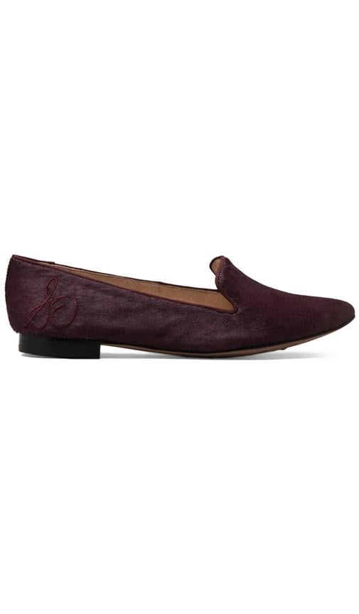 Alvin Loafer with Calf Hair