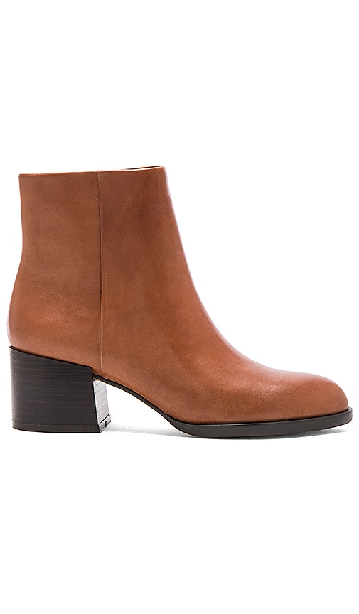 Sam Edelman Joey Bootie in Saddle