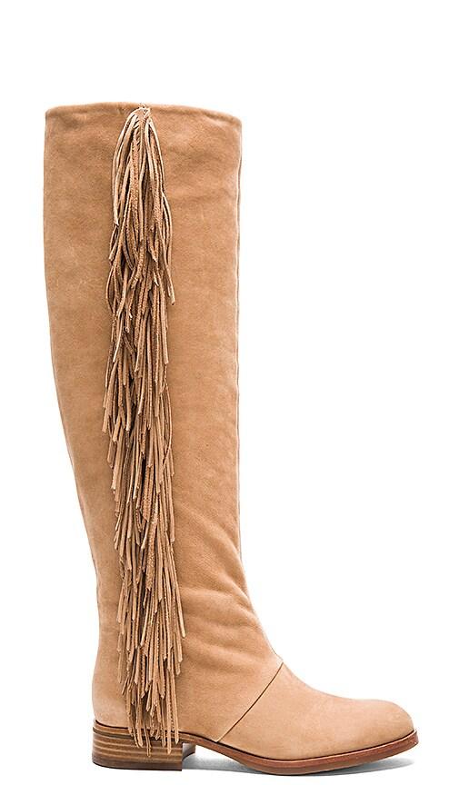 Sam Edelman Josephine Boot in Golden Caramel