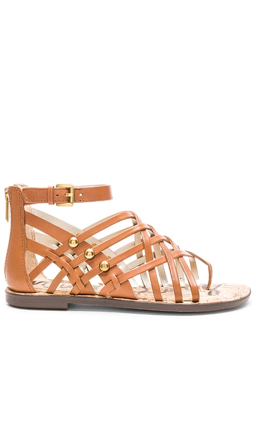 Sam Edelman Gardener Sandal in Tan