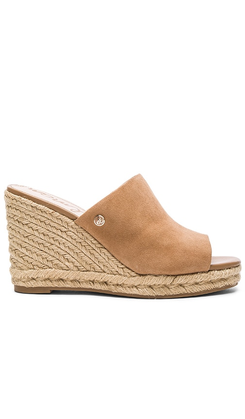 Sam Edelman Bonnie Wedge in Tan