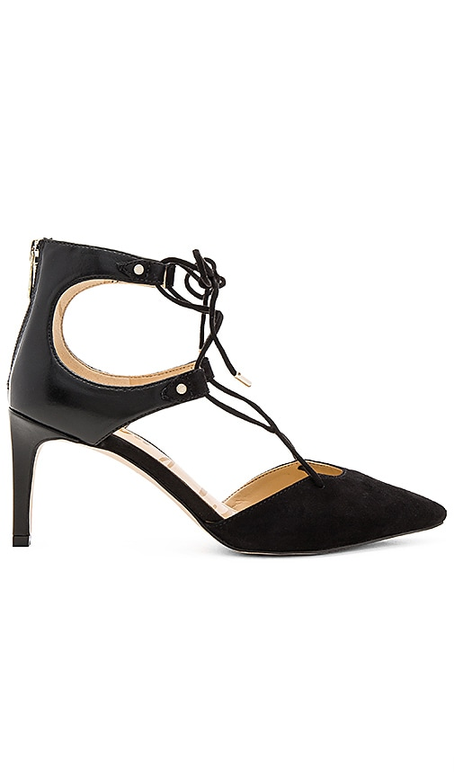 Sam Edelman Taylor Heel in Black