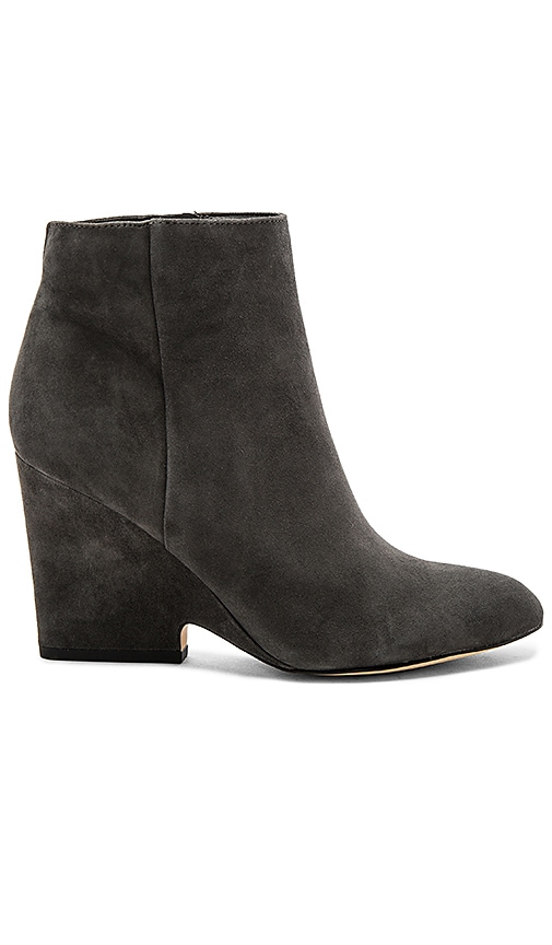 Sam Edelman Wilson Bootie in Charcoal
