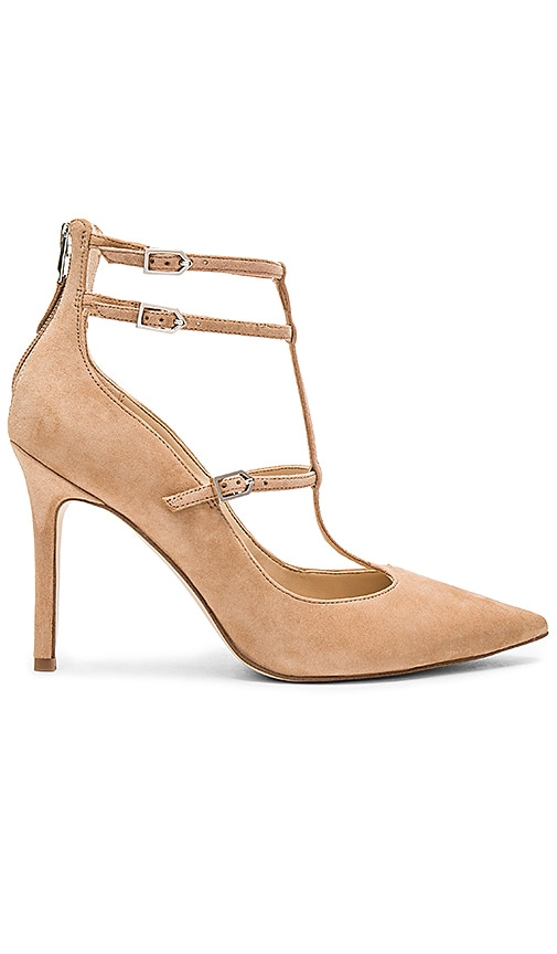 Sam Edelman Hayes Heel in Tan