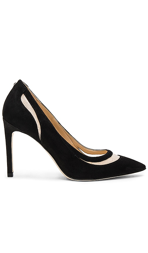 Sam Edelman Nixon Heel in Black