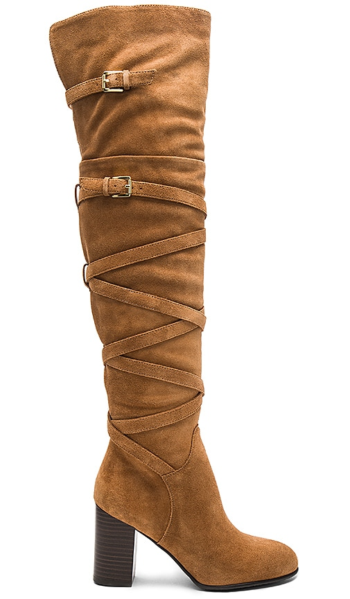 Sam Edelman Sable Boot in Tan