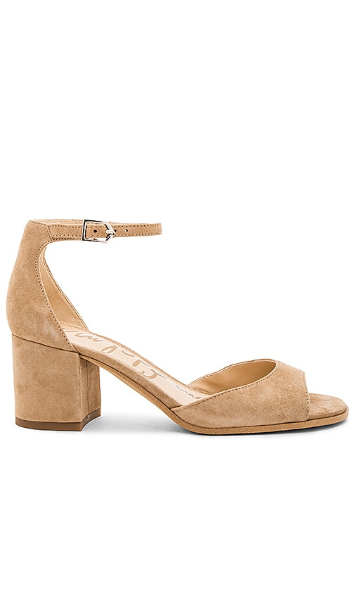 Sam Edelman Susie Heel in Tan