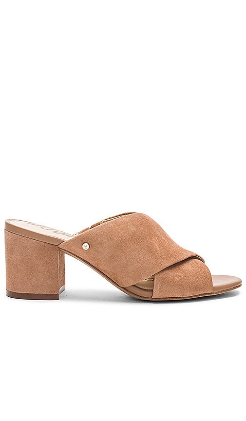 Sam Edelman Stanley Heel in Tan
