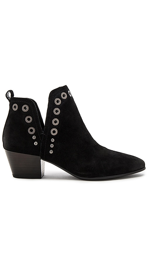 Sam Edelman Rubin Bootie in Black