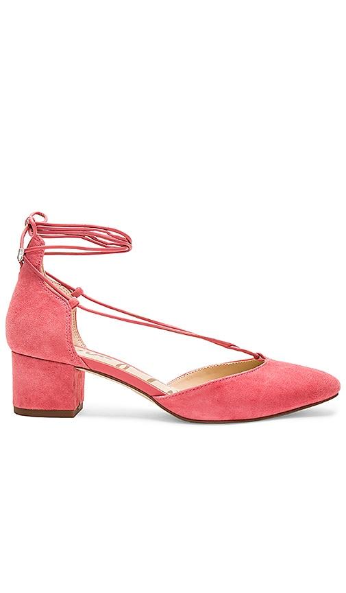 Sam Edelman Loretta Heel in Pink