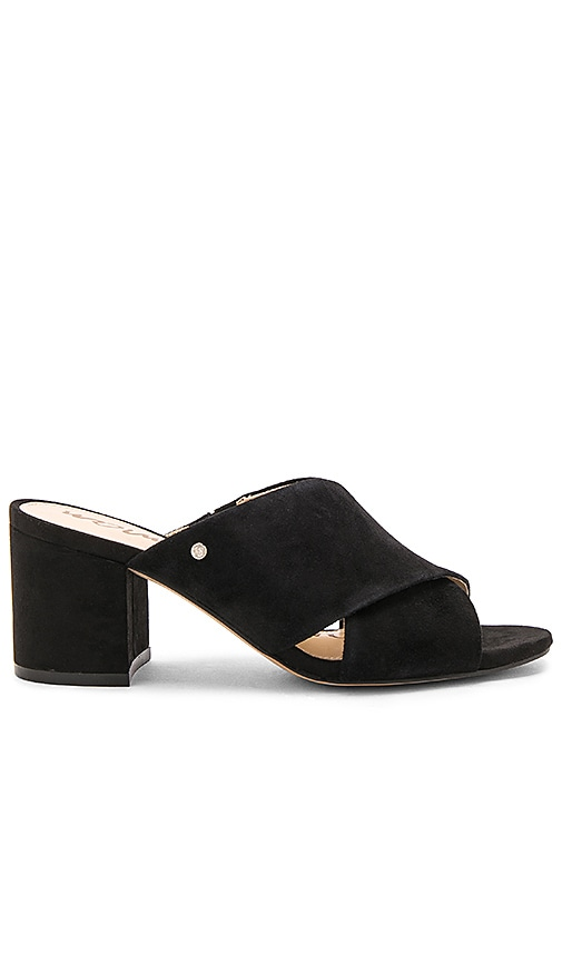 Sam Edelman Stanley Heel in Black