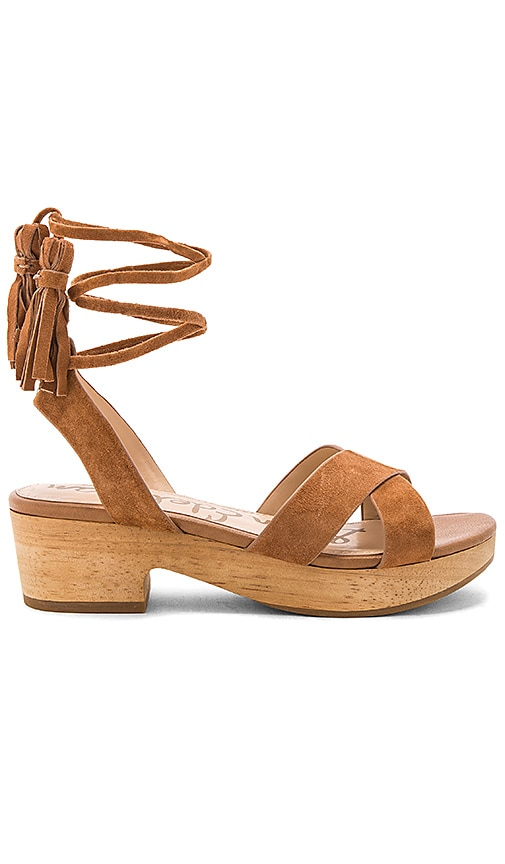 Sam Edelman Jenna Sandal in Brown