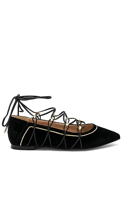 Sam Edelman Rockwell Flat in Black