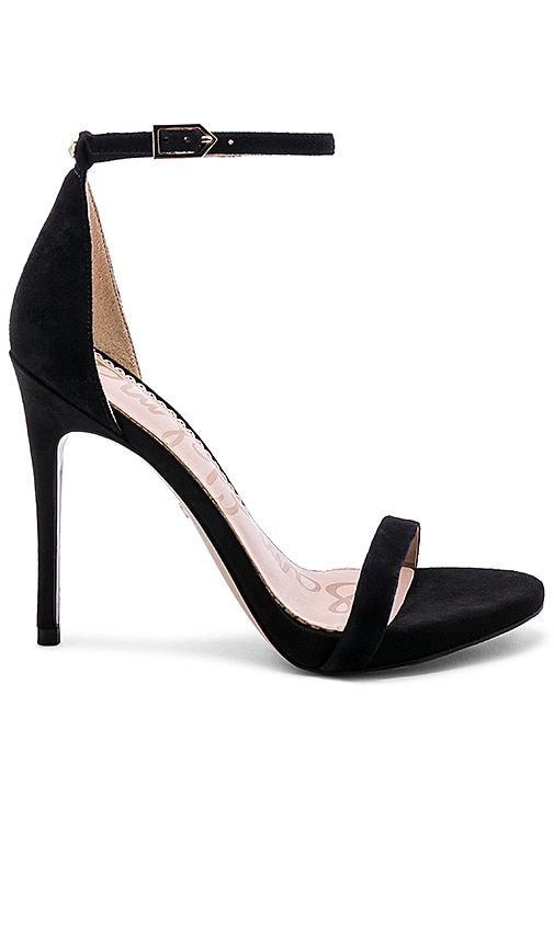 Sam Edelman Nadya Heel in Black