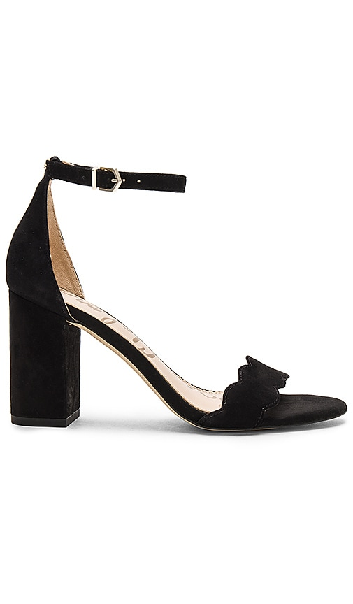 Sam Edelman Odila Heel in Black