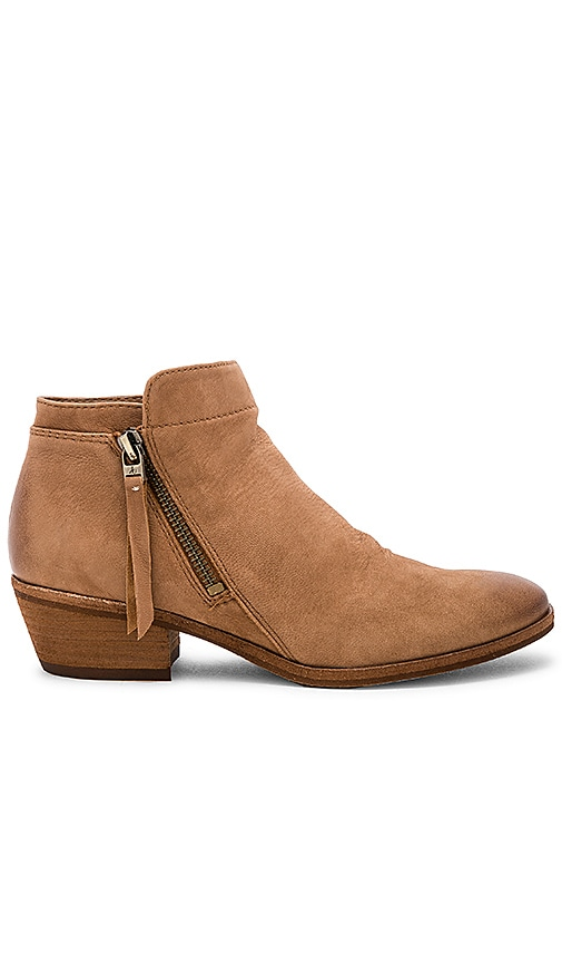 Sam Edelman Packer Bootie in Brown