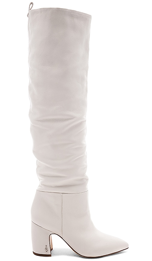 3fb7efa73 Sam Edelman Hutton Boot in Bright White