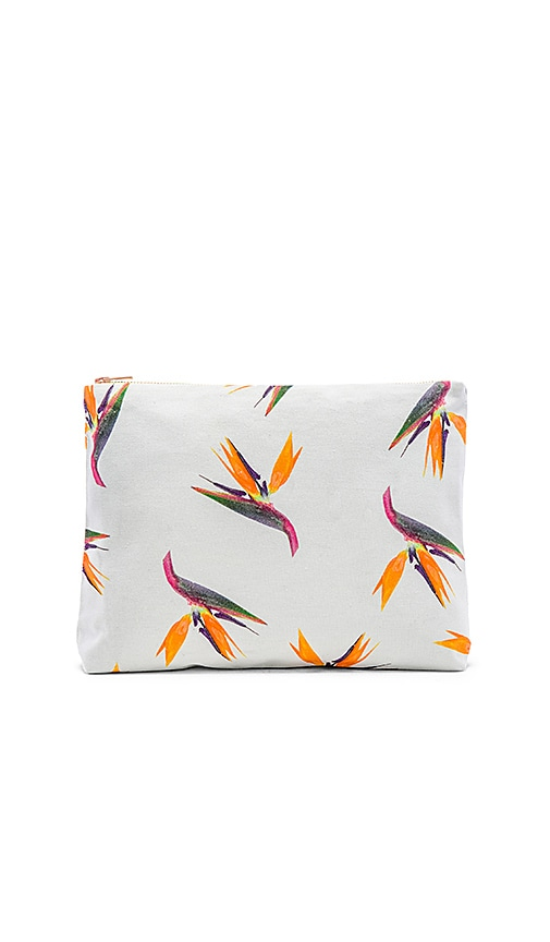 Birds of Paradise Pouch