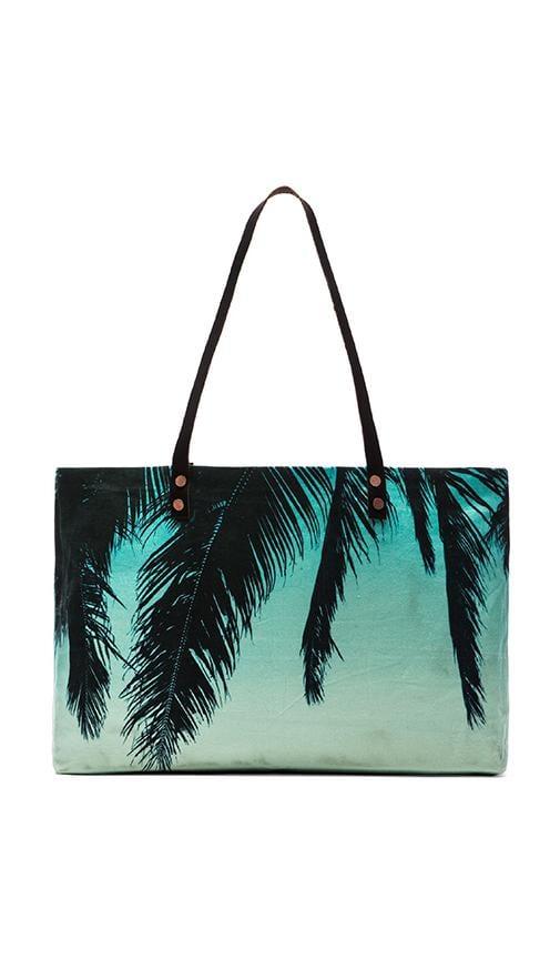 Hanging Palm Beach Bag