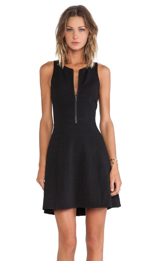 Zip Flirt Dress