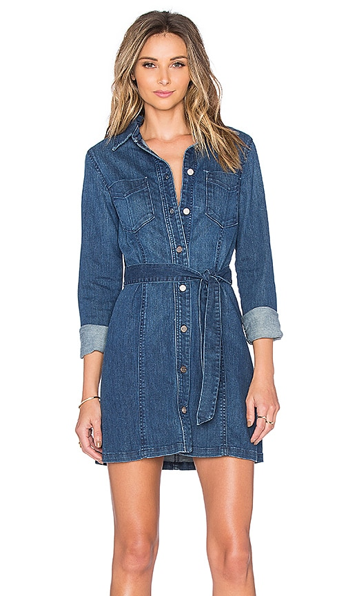 Denim Lex Shirtdress