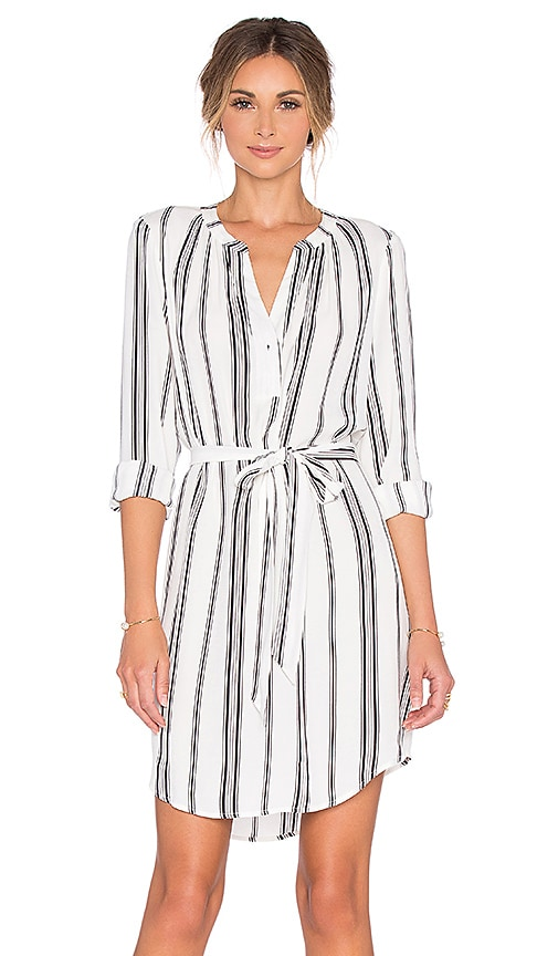 Sanctuary City Shirt Dress in Freedom Stripe