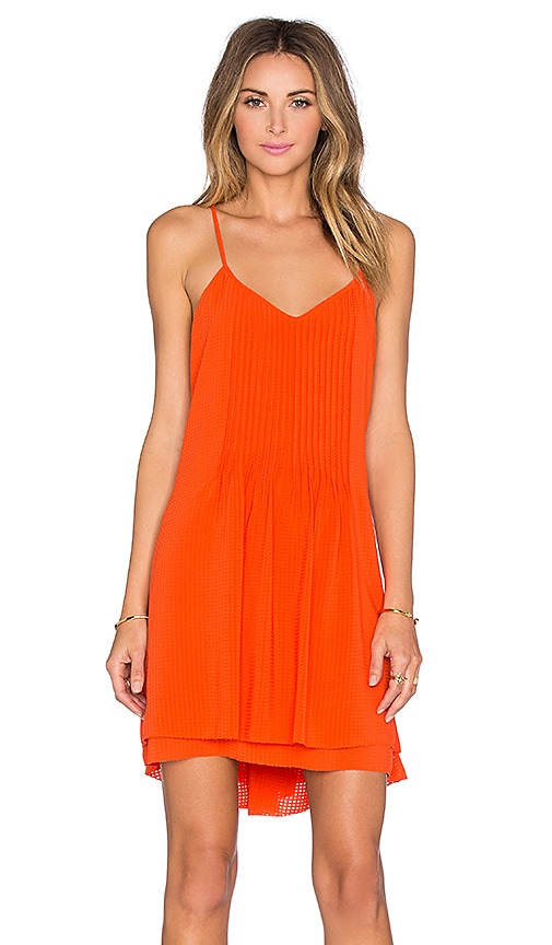 Sanctuary Spring Fling Dress in Orange