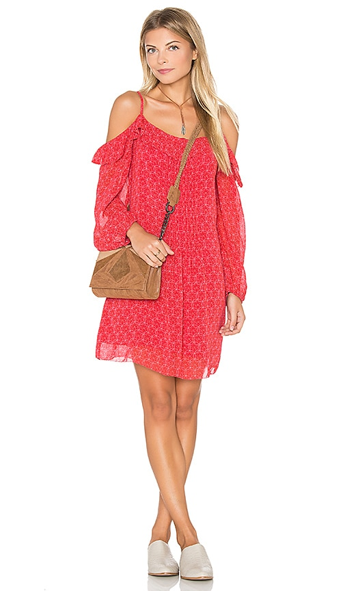 Sanctuary Penelope Dress in Red