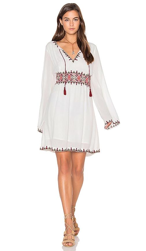 Sanctuary Azita Dress in Ivory