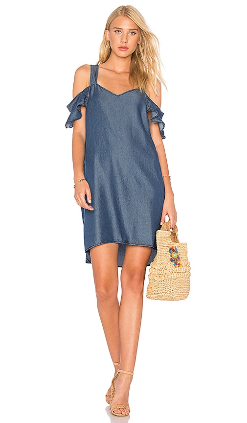 Sanctuary Madeline Dress in Blue
