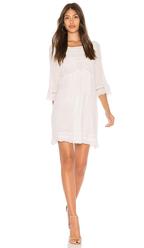 Sanctuary Ellie Bohem Dress in White